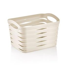 Ucsan Plastik M-082 Basket 6.6l Beige