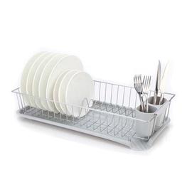 Futura Dish Dryer 49x24x12.5cm Grey