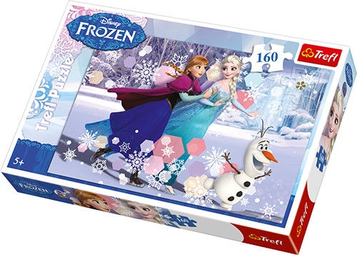 Trefl Puzzle Disney Frozen 15317