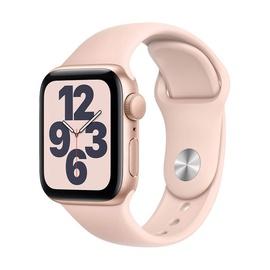 Nutikell Apple SE, kuldne/roosa