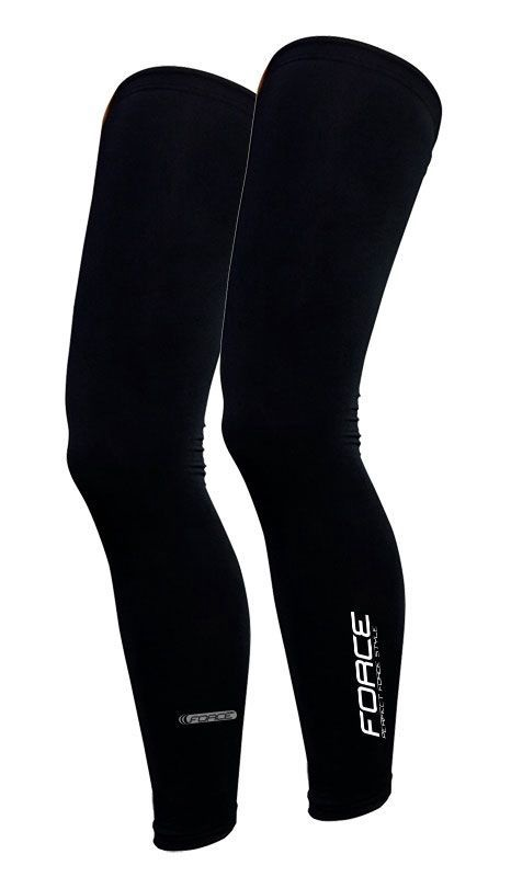 Force Term Leg Warmers Black XL