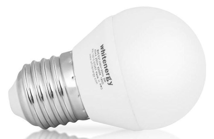Whitenergy LED Bulb 5W Warm White