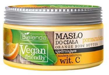 Bielenda Vegan Friendly Orange Body Butter 250ml