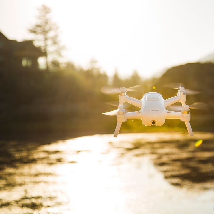 Yuneec Breeze 4K Pocket Drone