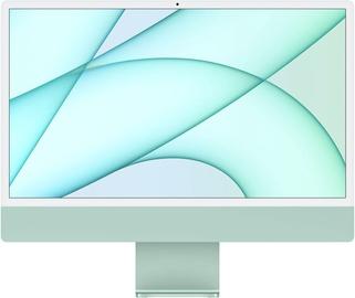 """Lauaarvuti Apple iMac / MJV83ZE/A / 24"""" Retina 4.5K / M1 7-Core GPU / 8GB RAM / 256GB Green LT"""
