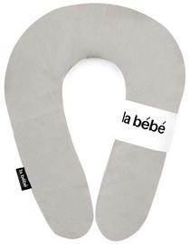 La Bebe Cotton Nursing Maternity Pillow Rich Dark Grey