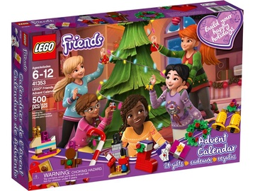 MÄNGUKLOTSID LEGO BLOCS FRIENDS 41353
