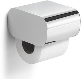 Gedy Outline Toilet Paper Holder With Cover Chrome