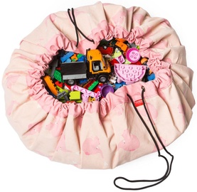 Play&Go Storage Bag Pink Elephant