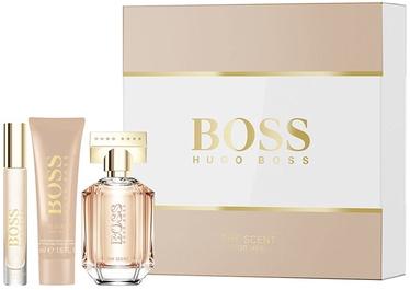 Hugo Boss The Scent For Her 100ml EDP + 50ml Body Lotion + 7.4ml EDP