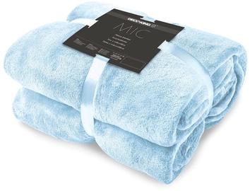 Одеяло DecoKing Mic Baby Blue, 220x240 см