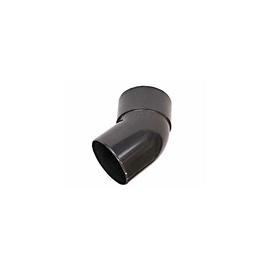 Scala Plastics Rain Drainage System Turn 50mm Brown 45°