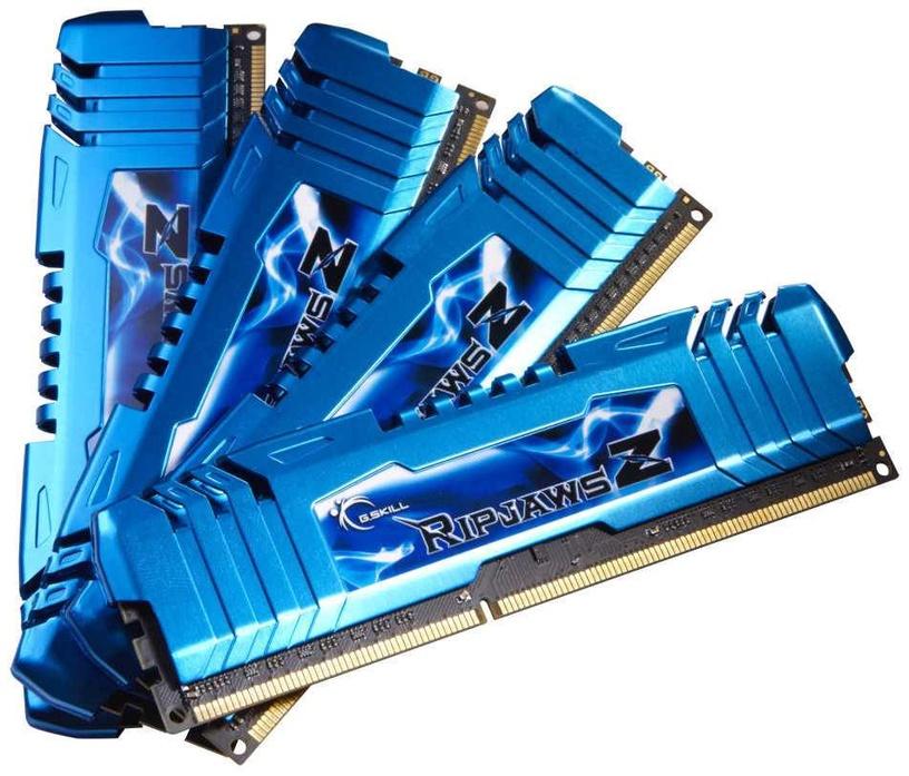 G.SKILL RipjawsZ 32GB 2400MHz DDR3 CL11 DIMM KIT OF 4 F3-2400C11Q-32GZM