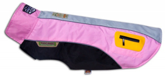 Karlie Flamingo Touchdog Outdoor Coat L Pink