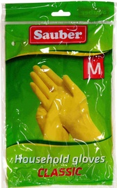 Sauber Rubber Gloves Classic M