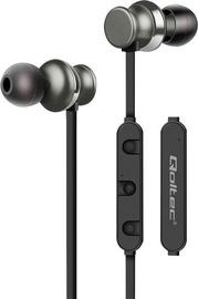 Qoltec Bluetooth In-Ear Earphones Black