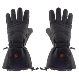 Glovii Heated Leather Ski Gloves XL