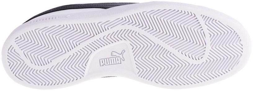Puma Smash V2 Shoes 365215-01 White/Black 44.5