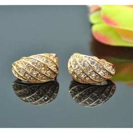 Vincento Clip On Earrings CE-1503