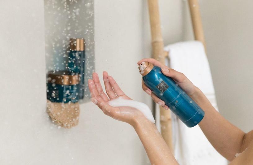 Rituals Hammam Refreshing Foaming Shower Gel 200ml