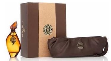 Komplekt naistele Jesus Del Pozo Ambar 100 ml EDT + Cosmetic Bag