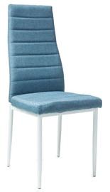 Signal Meble Chair H266 White Blue