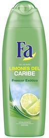 Fa Caribbean Lemons Shower Gel 550ml