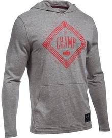 Under Armour Hoodie Cassius Clay Triblend 1282315-082 Grey S