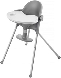 KinderKraft Feeding Chair Pini 2in1 Grey