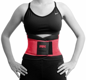 Mad Max Slimming And Support Belt Red S
