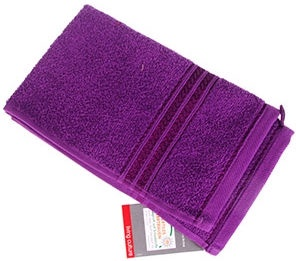 Verners Frotee 30x50cm Violet