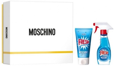 Moschino Fresh Couture 30ml EDT + 50ml Body Lotion