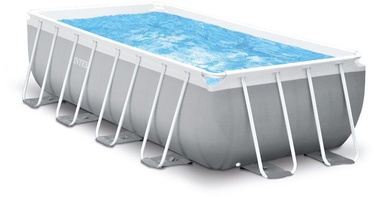 Intex Prism Frame Rectangular Pool 400x200x100cm