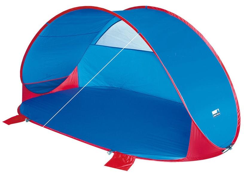 2-местная палатка High Peak Lagoon 10007, синий/красный