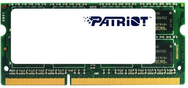 Patriot 4GB 1600MHz CL11 DDR3 SODIMM PSD34G160081S