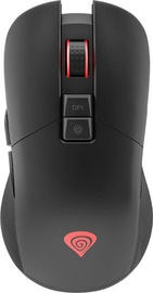 Игровая мышь Genesis Zircon 330 Black, беспроводная, оптическая