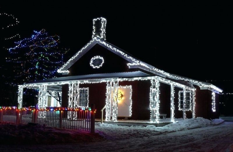 Jõulutuled Niveda Outdoor LED 400 White/White Flash, 40 m