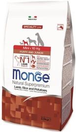 Monge Speciality Line Mini Puppy & Junior Lamb & Rice 2.5kg