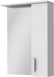 Vento Butterfly 60 BFMC1-60 Cabinet with Mirror Right 600x830x166mm White