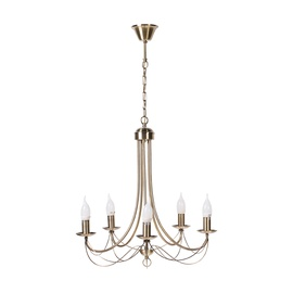 Domoletti Ceiling Light Mariana MD122-5 5x60W E14