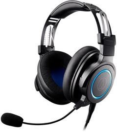 Kõrvaklapid Audio-Technica ATH-G1 Premium Black, juhtmevabad