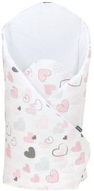 Laste magamiskott MamoTato Hearts, 78 cm