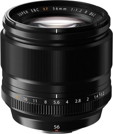 Fujifilm XF 56mm f/1.2 R Black