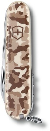 Victorinox Huntsman Knife Brown Camouflage