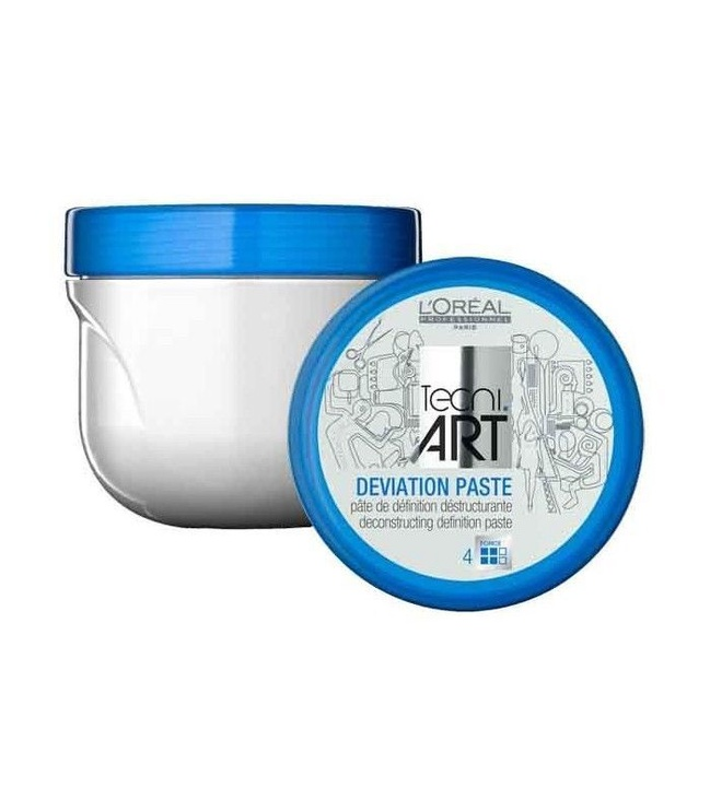 L`Oréal Professionnel Tecni Art Deviation Paste Styling Paste 100ml