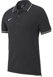 Nike Men's T-Shirt Polo Team Club 19 SS AJ1502 071 Dark Gray L