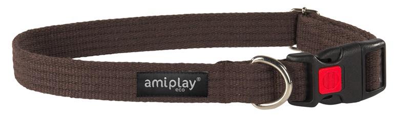 Kaelarihm  Amiplay 35-52x2cm pruun
