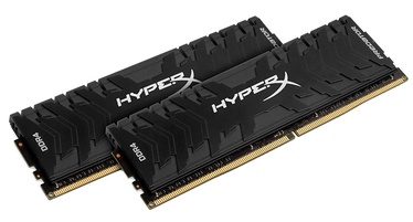 Operatiivmälu (RAM) Kingston HyperX Predator Black HX432C16PB3K2/32 DDR4 32 GB