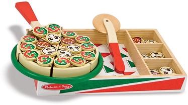 Rollimängud Melissa & Doug Wooden Pizza 10167