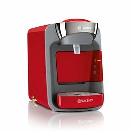 Kohvimasin Bosch TAS3203 Tassimo Suny Red